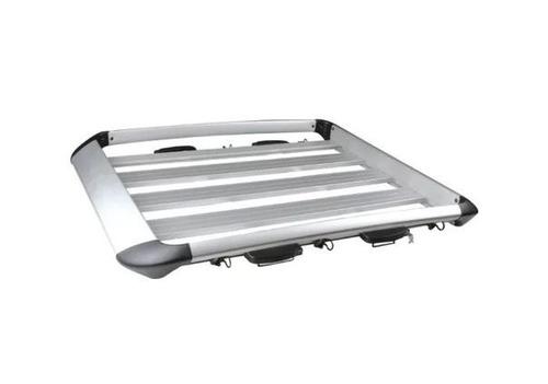 Imagen 1 de 4 de Canastilla Portaequipaje 100% Aluminio 130x100cms