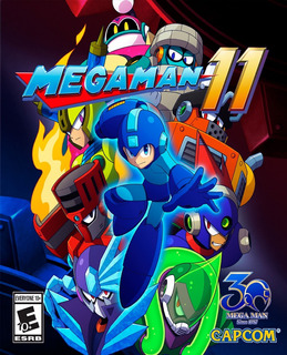 Mega Man 11 - Digital - Ps4 - Manvicio
