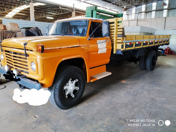 Caminhão Toco F 13000 Motor Mwm Na Garantia Dir. Hidráulica