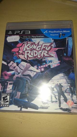 Jogo Ps3 Kung-fu Rider