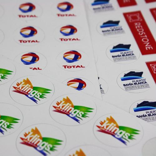 Stickers Calcos Etiquetas Autoadhesivos Cierra Bolsas