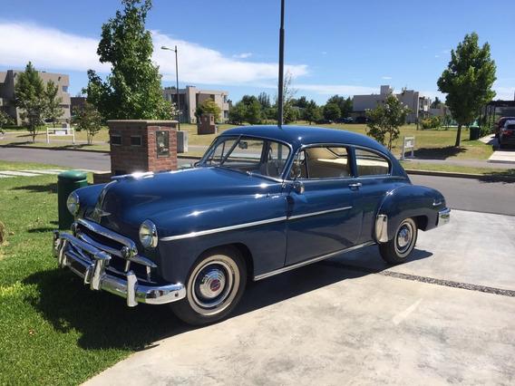 Chevrolet Fleetline 1949 Unico En El Pais