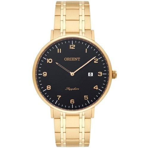 Relógio Orient Masculino Mgss003 P2kx Vidro Sapphire