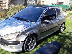 Peugeot 206 1.6 Quiksilver 2003