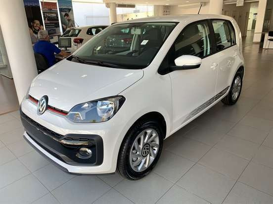 Volkswagen Up 1.0 170 Tsi Total Flex Connect 4p Manual 2020