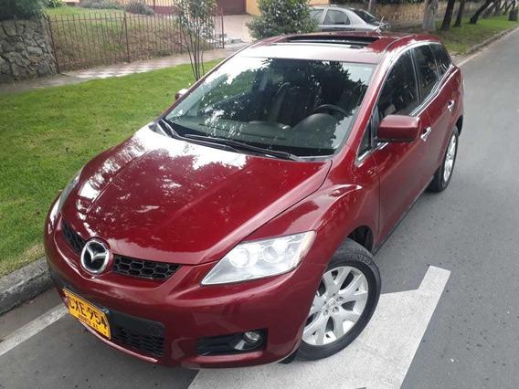 Mazda Cx7 2.300 Cc Tp Aa Turbo Techo Cuero