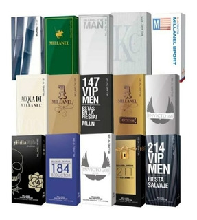 Perfumes Millanel 60 Ml. Fragancias Alternativas Masculina