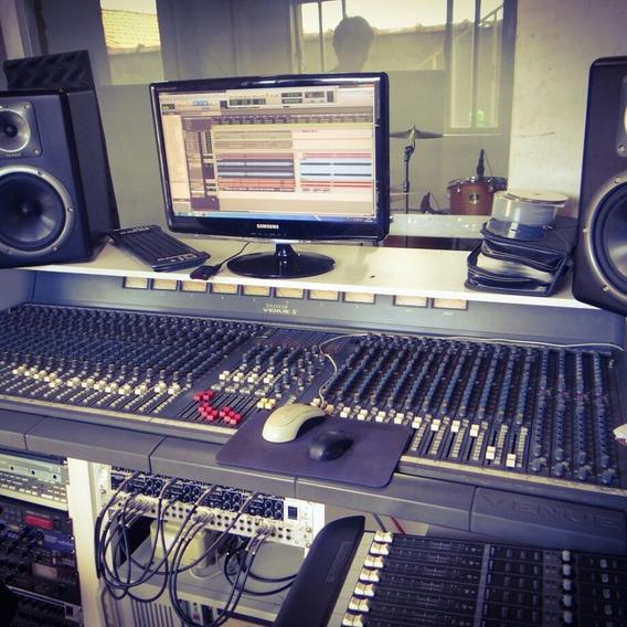 Mesa Console De Som Soundcraft Venue