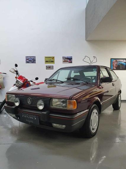 Volkswagen Gol Gts 1994 Completo E Impecável Gasolina