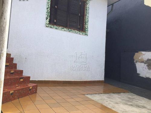 Imagem 1 de 23 de Terreno À Venda, 240 M² Por R$ 600.000,00 - Utinga - Santo André/sp - Te1139