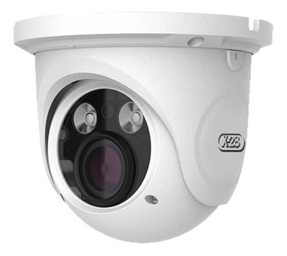 Cámara Ip X-28 - Full Hd (1080p - 2m) Domo Lente Varifocal