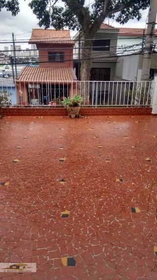 Sobrado A Venda No Bairro Jardim Da Glória Em São Paulo - - Ss654-1