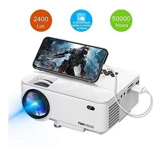 Mini Proyector Topvision 110002
