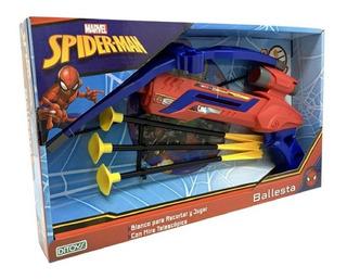 Ballesta Con Mira Teleccopica Spidermann Ditoys 2309 (5007)
