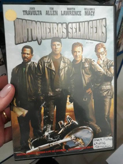 Dvd Filme Original. Motoqueiros Selvagens, Comédia