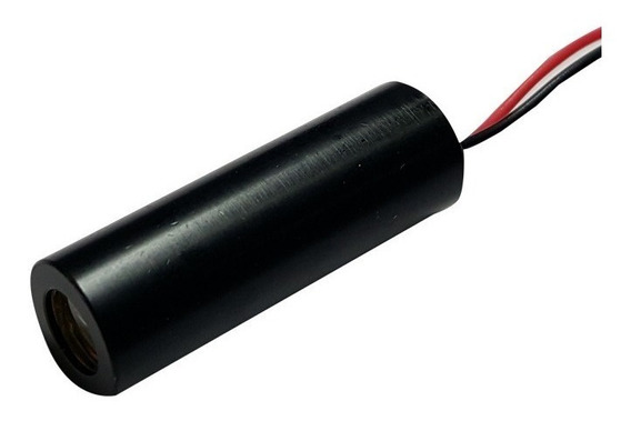 Super Laser Linha 650nm 100mw 3v Módulo Alinhamento