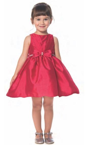 Vestido Petit Cherie Festa Vermelho 11.11.31370