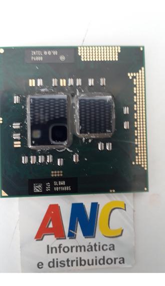 Processador Intel Pentium P6000 3m De Cache 1,86 Ghz Skt988