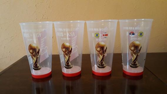 Copo Oficial Copa 2018 Sérvia X Brasil Budweiser