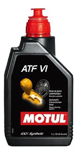 Motul Atf Vi - 1(um) Litro-mercon Lv  -100% Sintético