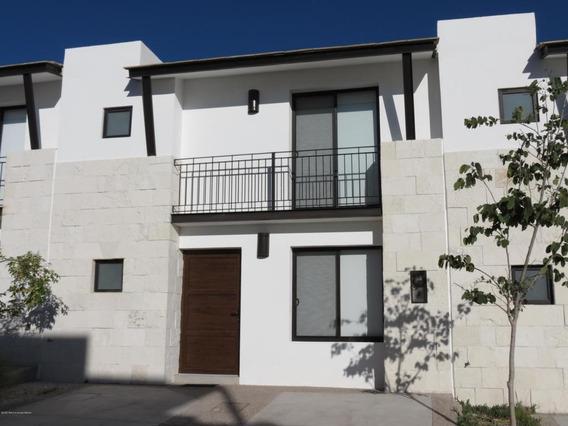 Casa En Renta En El Refugio, Queretaro, Rah-mx-21-826