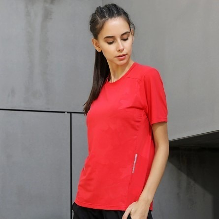Camiseta Playera Atletica Correr Yoga Gym Mujer Talla Xxl