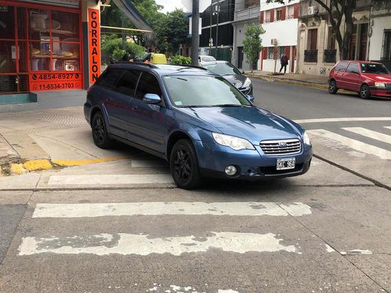 Subaru Outback 2.5 3s 4at Sawd 165cv 2007