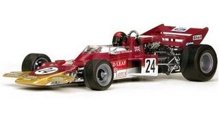 Emerson Fittipaldi Lotus 1970 - 1ª Vitória Brasileira - 1:18