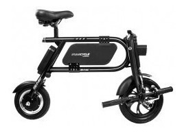 Bicicleta Electrica Swagcycle Envy S/pedalesblack
