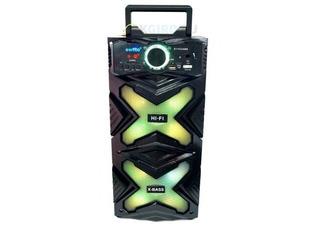 Parlante Altavoz Portatil Inalambrico Bluetooth Karaoke