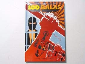 Livro 100 Balas Brian Azzarello Ilustrado