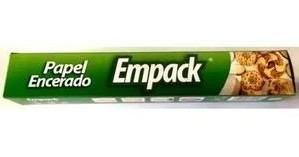 Papel Encerado Empack Para Alimentos Ancho 29 Cms