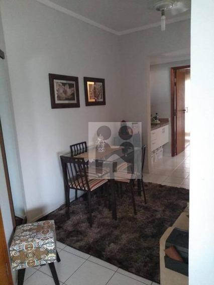 Apartamento Com 1 Dormitório À Venda, 42 M² Por R$ 165.000 - Jardim Irajá - Ribeirão Preto/sp - Ap1201