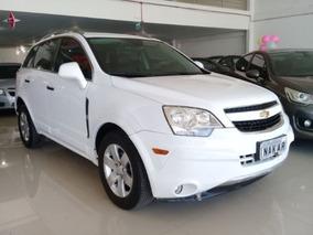 Chevrolet Captiva Sport 2.4 2014 Branco Gasolina
