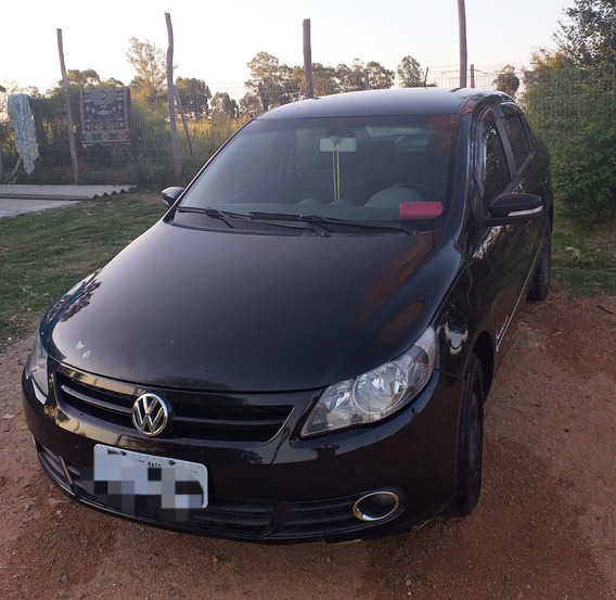 Volkswagen Voyage 1.6 Vht Comfortline Total Flex 4p 2011