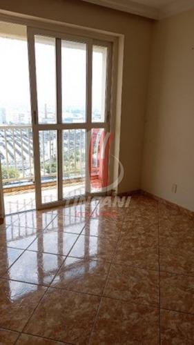 Imagem 1 de 20 de Apartamento Para Venda No Bairro Brás, 2 Dorm, 1 Vaga, 55 Metros. - 6062