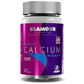 Beauty Calcium Woman 90 Tabletes - Midway