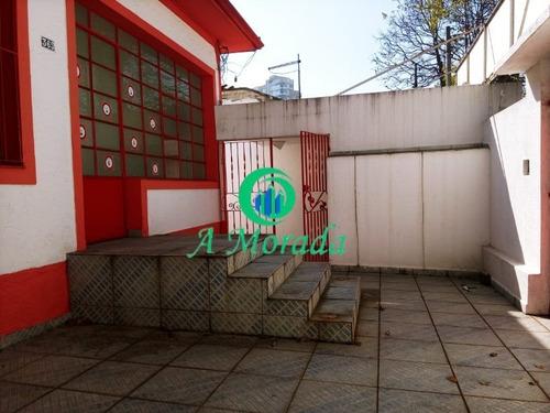 Imagem 1 de 30 de Maravilhosa Casa Totalmente Térrea Na Vila Pires! - Ca00806 - 69541727