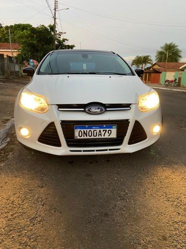 Ford Focus Se Plus 2013/2014 2.0 At