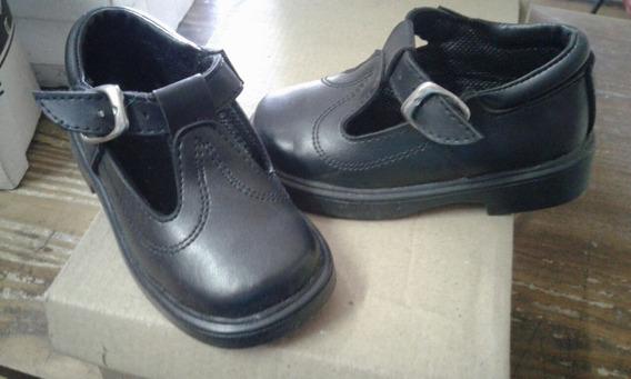 Zapatos Escolares - Nenas Y Nenes