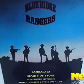 Blue Ridge Rangers 1979 Jambalaya (on The Bayou) Compacto