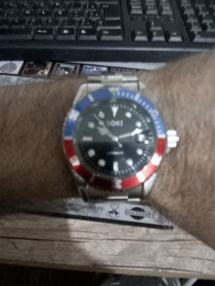 Relógio De Pulso Soki