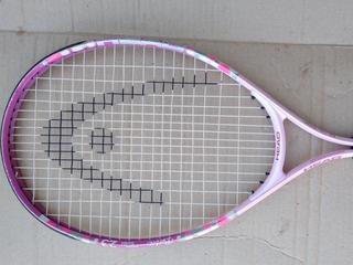2 Raquetas Head Junior Usadas+bolso