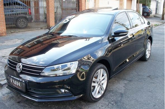 Vw Jetta Highline 2.0 Tsi Tiptronic Preto 2015