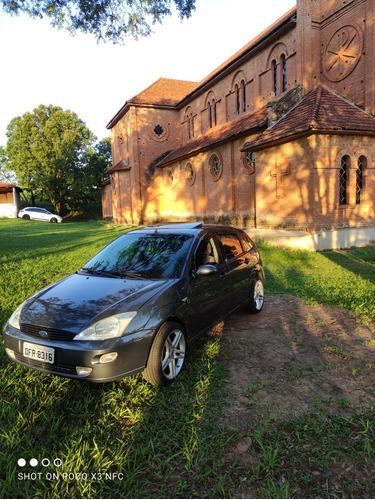 Ford Focus 2002 2.0 Ghia 5p