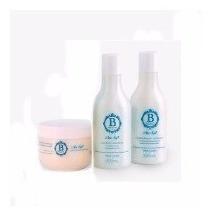 Kit New Soft Bortoletto Shampoo, Condicionador E Máscara