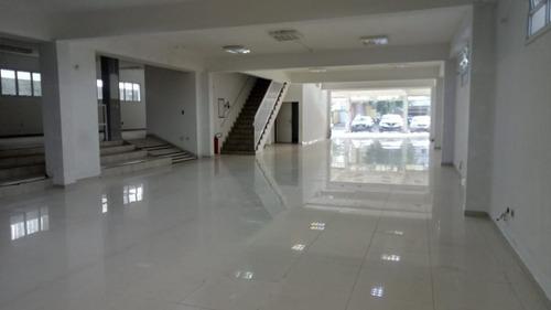 Loja Comercial Para Alugar Por R$ 35.000/mês - Campo Grande - Santos/sp - Lo0163