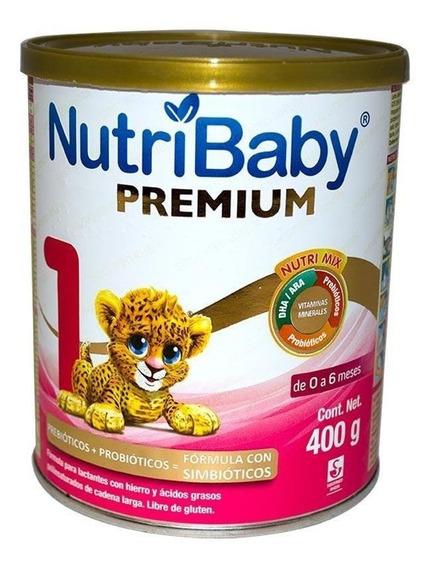 Leche de fórmula en polvo Ethical Pharma NutriBaby 1 en lata de 400g