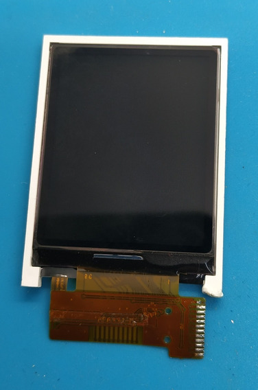 Display Lcd Blu Jenny Ii T177 Original Retirado