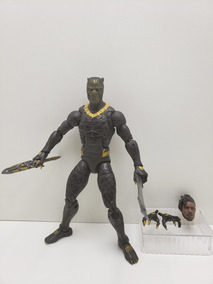 Erik Killmonger Marvel Legends Black Panther Pantera Negra